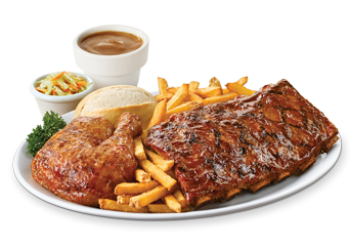 grilled-food-png-quarter-chicken-1-2-rack-bbq-side-ribs-460